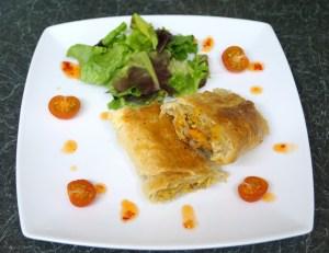 1. Thai Sausage Rolls
