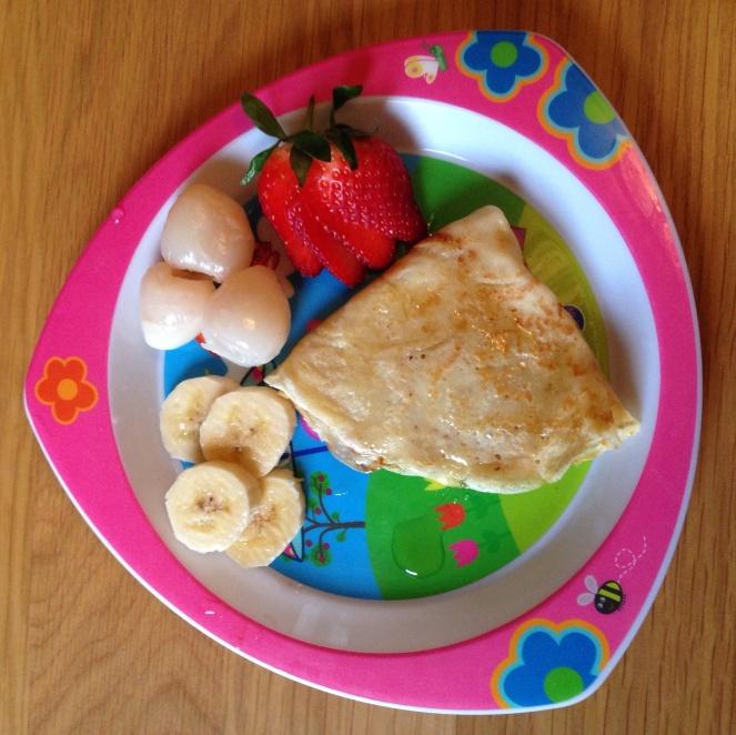 Toddler Pancakes
