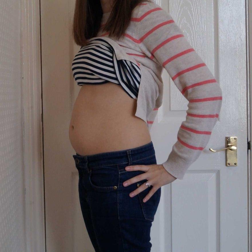 Pregnancy Bump12