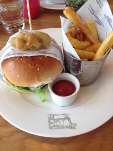Graze Burger