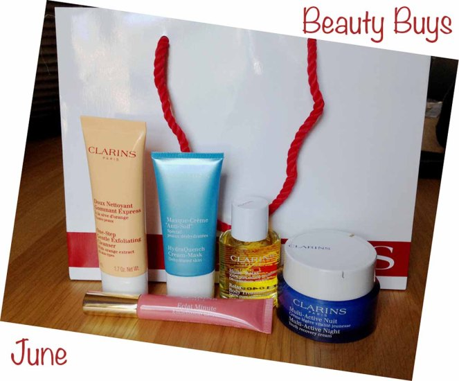 Clarins Beauty Buys