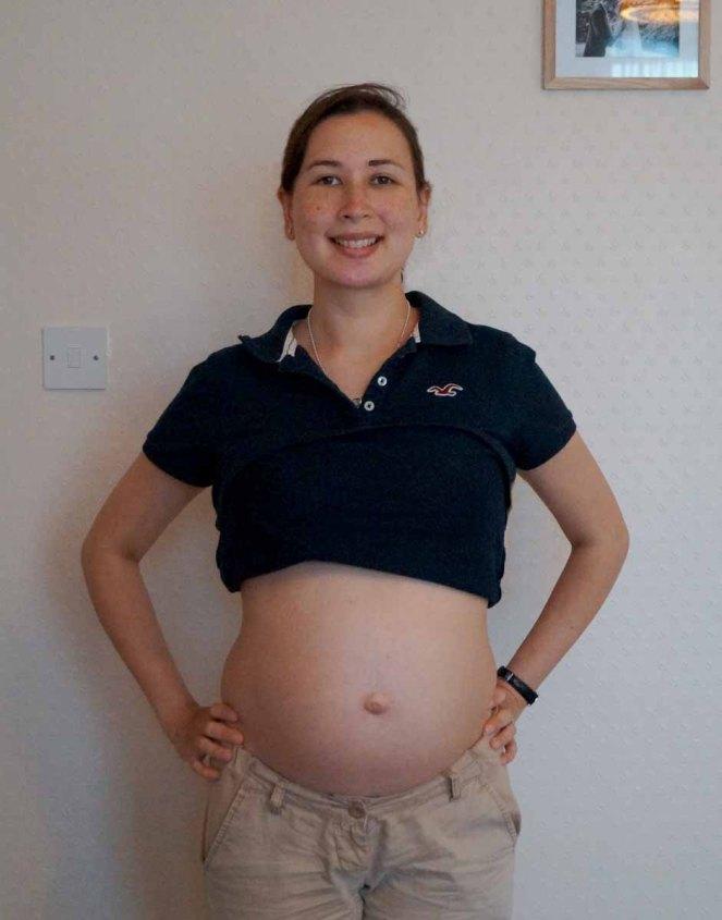 22 Weeks Bump