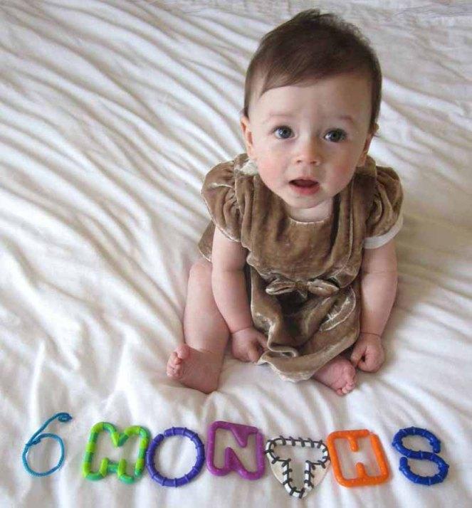 Annabelle 6 Months