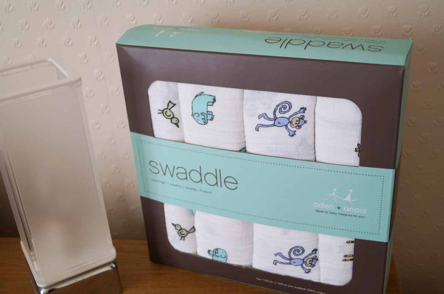 Aden and Anais Swaddle