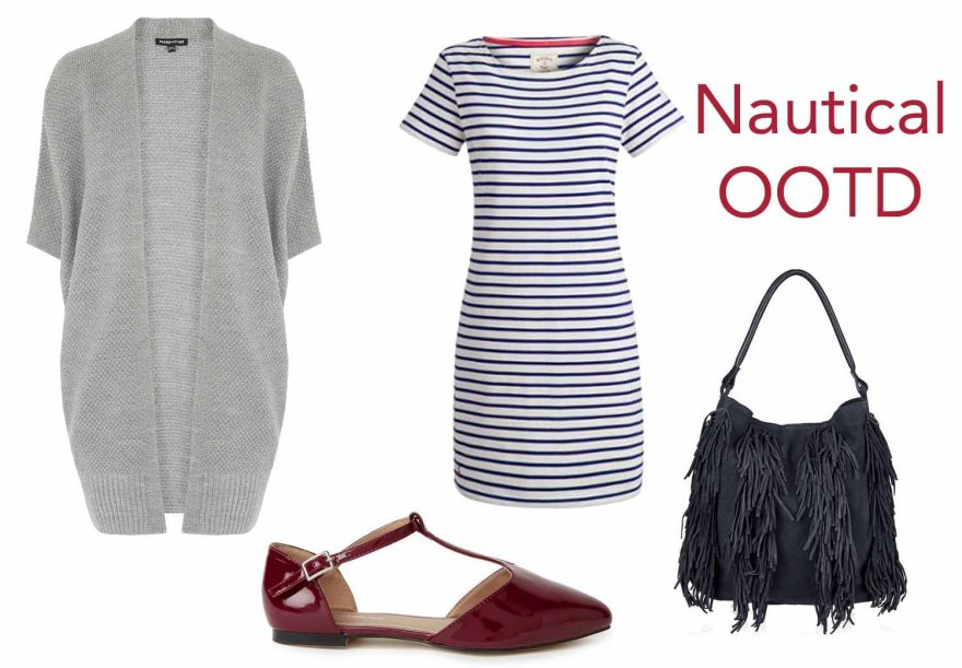 Mummy Nautical OOTD