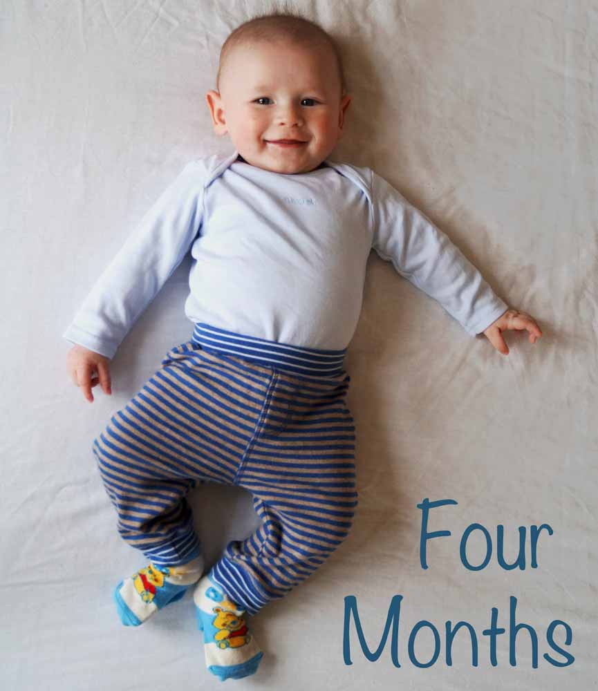 Four Months Postpartum