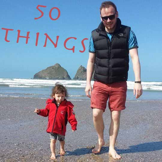 50 Things Tag