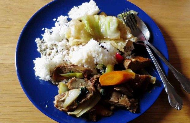 Duck Dinner